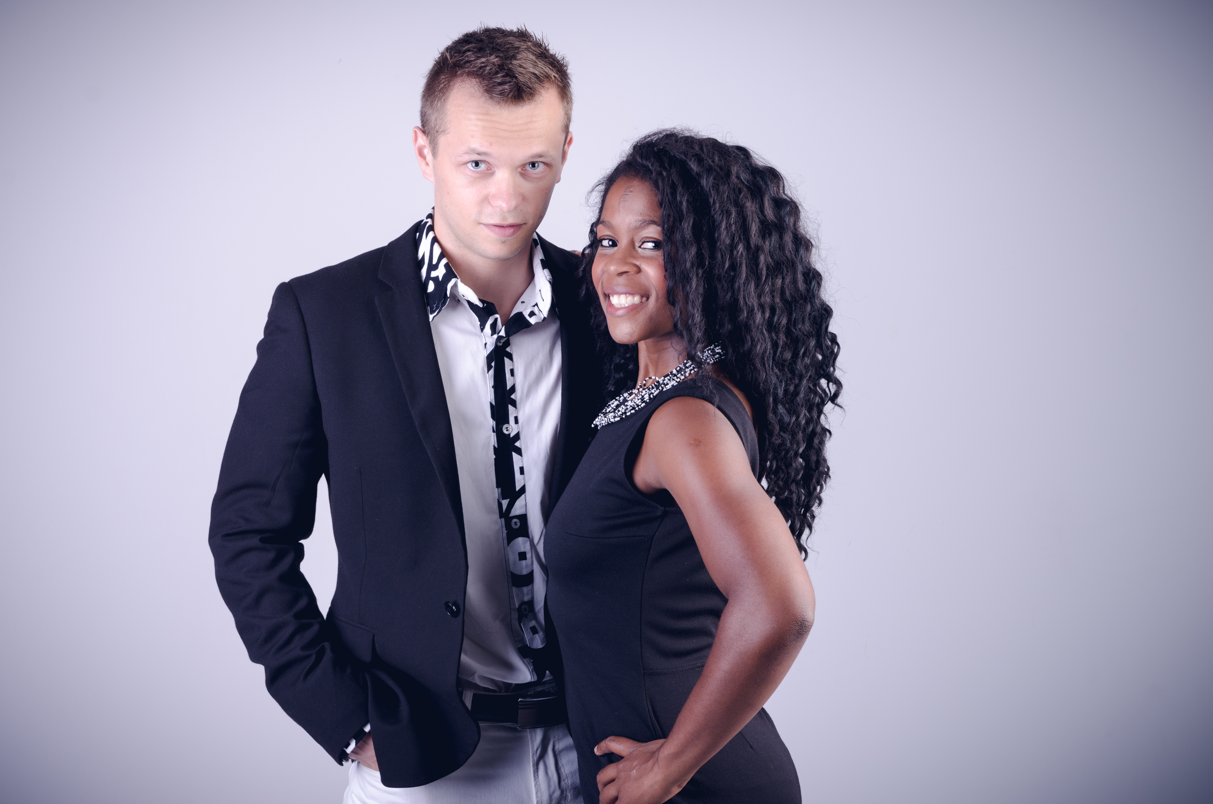 Private kizomba classes with Paweł & Marly